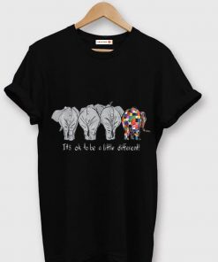 Top Elephant Autism It s Ok To Be A Little Different LGBT Pride shirt 1 1 247x296 - Top Elephant Autism It's Ok To Be A Little Different LGBT Pride shirt
