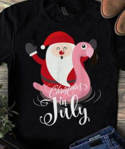 Top Flamingo Christmas In July Party X mas Partys shirt 1 1 247x296 - Top Flamingo Christmas In July Party X-mas Partys shirt