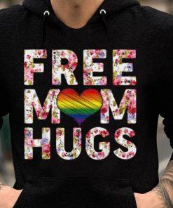Top Free Mom Hugs LGBT Pride LGBT Floral Mothers Day shirt 2 1 247x296 - Top Free Mom Hugs LGBT Pride LGBT Floral Mothers Day shirt