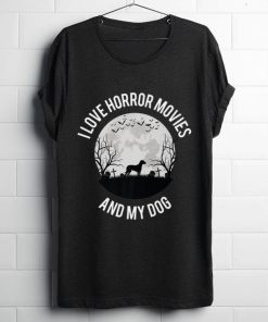 Top I Love Horror Movies And My Dog shirt 1 1 247x296 - Top I Love Horror Movies And My Dog shirt