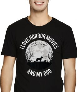 Top I Love Horror Movies And My Dog shirt 2 1 247x296 - Top I Love Horror Movies And My Dog shirt
