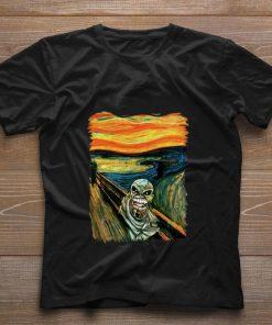Top Iron Maiden Eddie meets Van Gogh shirt 1 1 247x296 - Top Iron Maiden Eddie meets Van Gogh shirt