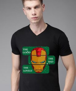 Top Iron Man The Good The Bad The Lovely Iron Mark shirt 2 1 247x296 - Top Iron Man The Good The Bad The Lovely Iron Mark shirt