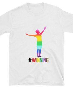 Top LGBT Megan Rapinoe Winning USA women s soccer shirt 1 1 247x296 - Top LGBT Megan Rapinoe Winning USA women's soccer shirt