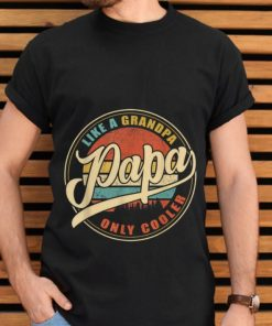 Top Like A Grandpa Only Cooler Papa Vintage shirt 2 1 247x296 - Top Like A Grandpa Only Cooler Papa Vintage shirt