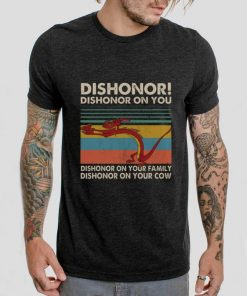Top Mushu dishonor dishonor on you dishonor on your family vintage shirt 2 1 247x296 - Top Mushu dishonor dishonor on you dishonor on your family vintage shirt
