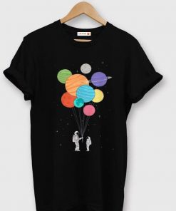 Top Planet Balloons Atronaut And His Child shirt 1 1 247x296 - Top Planet Balloons Atronaut And His Child shirt
