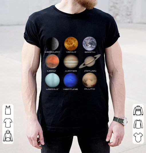 Top Planets Of The Solar System Space Lovers shirt 2 1 510x534 - Top Planets Of The Solar System Space Lovers shirt