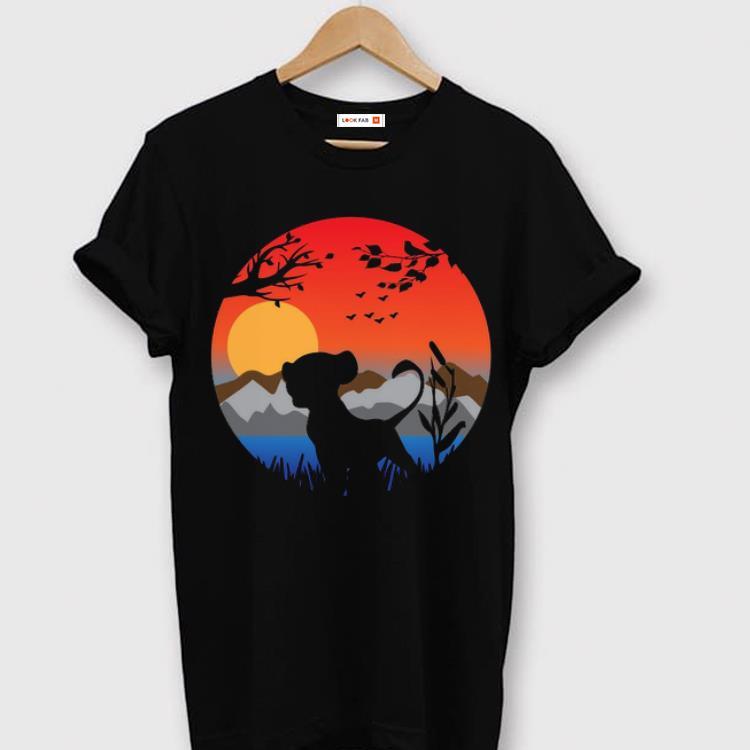 Top The Lion True King Simba King Of All Kind Animal shirt