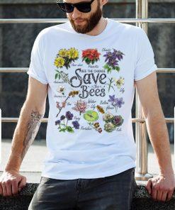 Top Vintage Botanical Save The Bees Flower shirt 2 1 247x296 - Top Vintage Botanical Save The Bees Flower shirt