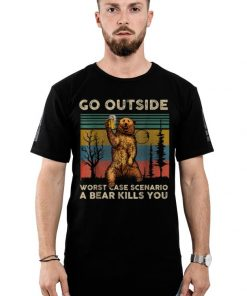 Top Vintage Go Outside Worst Case Scenario A Bear Kills You shirt 2 1 247x296 - Top Vintage Go Outside Worst Case Scenario A Bear Kills You shirt