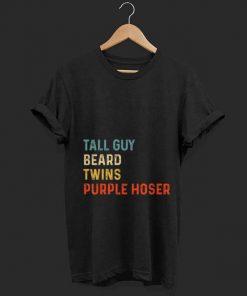 Top Vintage Tall Guy beard Twind Purple Hoser shirt 1 1 247x296 - Top Vintage Tall Guy beard Twind Purple Hoser shirt