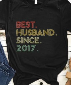Vintage 2nd Wedding Anniversary Best Husband Since 2017 shirt 1 1 247x296 - Vintage 2nd Wedding Anniversary Best Husband Since 2017 shirt
