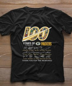 100 years of Green Bay Packers 1919 2019 signatures shirt 1 1 247x296 - 100 years of Green Bay Packers 1919-2019 signatures shirt