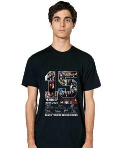 Awesome 15 Years Of Criminal Minds Thank You For The Memories Signature shirt 2 1 247x296 - Awesome 15 Years Of Criminal Minds Thank You For The Memories Signature shirt