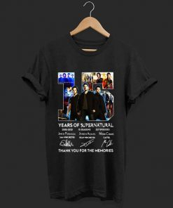 Awesome 15 Years Of Supernatural Thank For The Memories Signature shirt 1 1 247x296 - Awesome 15 Years Of Supernatural Thank For The Memories Signature shirt