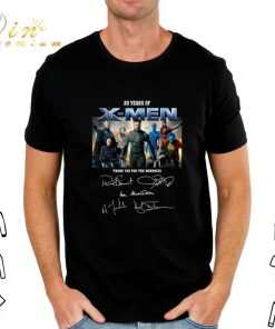 Awesome 20 years of X Men thank you for the memories signatures shirt 2 1 247x296 - Awesome 20 years of X-Men thank you for the memories signatures shirt