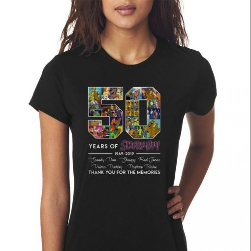 Awesome 50 Years of 1969 2019 Scooby Doo Signature Thank You For Memories shirt 3 1 510x510 - Awesome 50 Years of 1969-2019 Scooby Doo Signature Thank You For Memories shirt