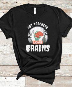 Awesome Art Teachers Love Brains Teacher Gift Halloween shirt 1 1 247x296 - Awesome Art Teachers Love Brains Teacher Gift Halloween shirt