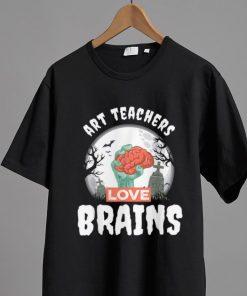 Awesome Art Teachers Love Brains Teacher Gift Halloween shirt 2 1 247x296 - Awesome Art Teachers Love Brains Teacher Gift Halloween shirt