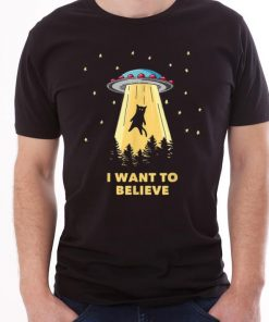 Awesome Cat Alien Abduction I Want To Believe UFO Area 51 shirt 1 1 247x296 - Awesome Cat Alien Abduction I Want To Believe UFO Area 51 shirt