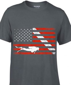 Awesome Diver Down American Flag shirt 1 1 247x296 - Awesome Diver Down American Flag shirt