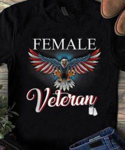Awesome Female Veteran Eagle America shirt 1 1 247x296 - Awesome Female Veteran Eagle America shirt