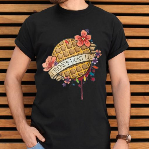 Awesome Friends Dont Lie Waffle Flower shirt 2 1 510x510 - Awesome Friends Dont Lie Waffle Flower shirt