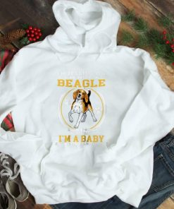 Awesome I m telling You I m Not A Beagle My Mom Said I m A Baby shirt 1 1 247x296 - Awesome I'm telling You I'm Not A Beagle My Mom Said I'm A Baby shirt