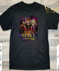 Awesome I put a spell on you Hocus Pocus shirt 1 1 247x296 - Awesome I put a spell on you Hocus Pocus shirt