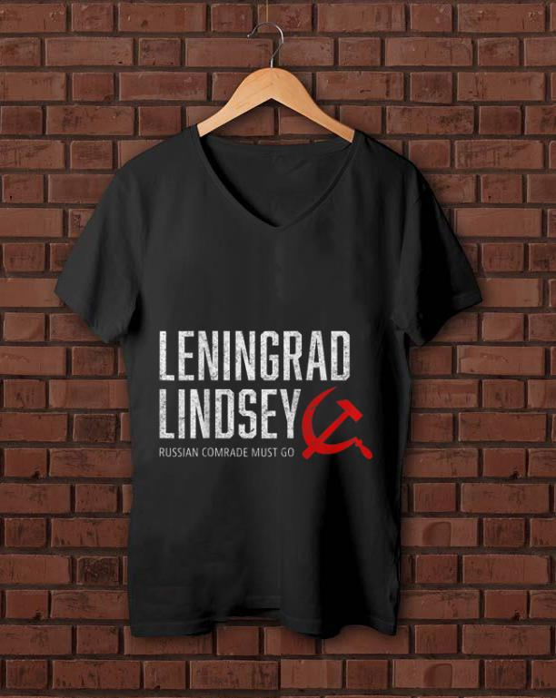 Awesome Leningard Lindsey Graham Russian Comrade Must Go 2020 Vote shirt