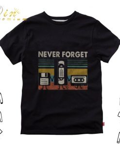 Awesome Never Forget Floppy Disk VHS Cassette Tape vintage shirt 1 1 247x296 - Awesome Never Forget Floppy Disk VHS Cassette Tape vintage shirt