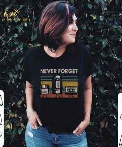 Awesome Never Forget Floppy Disk VHS Cassette Tape vintage shirt 2 1 247x296 - Awesome Never Forget Floppy Disk VHS Cassette Tape vintage shirt