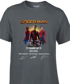 Awesome Spider Man 58 Years Anniversary 1962 2020 Signature shirt 1 1 247x296 - Awesome Spider Man 58 Years Anniversary 1962-2020 Signature shirt