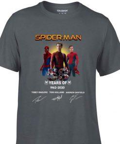 Awesome Spider Man 58 Years Anniversary 1962 2020 Signature shirt 1 1 247x296 - Awesome Spider Man 58 Years Anniversary 1962-2020 Signature shirt