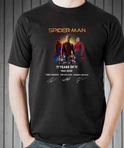 Awesome Spider Man 58 Years Anniversary 1962 2020 Signature shirt 2 1 247x296 - Awesome Spider Man 58 Years Anniversary 1962-2020 Signature shirt