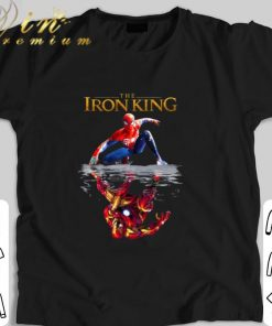 Awesome The Iron King Spider Man reflection Iron Man The Lion King 2019 shirt 1 1 247x296 - Awesome The Iron King Spider Man reflection Iron Man The Lion King 2019 shirt