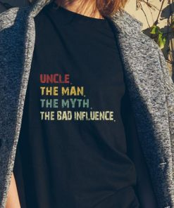 Awesome Uncle the Man the Myth the Bad Influence Retro Vintage shirt 2 1 247x296 - Awesome Uncle the Man the Myth the Bad Influence Retro Vintage shirt