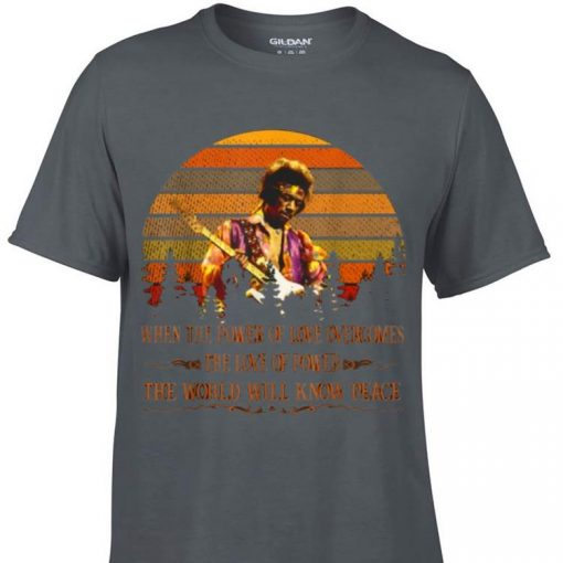 Awesome Vintage Jimi Hendrix When Power Of Love Overcomes Love Of Power The World Will Know Peace shirt 1 1 510x510 - Awesome Vintage Jimi Hendrix When Power Of Love Overcomes Love Of Power The World Will Know Peace shirt