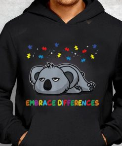Best price Embrace Differences Sassy Koala Autism Awareness shirt 2 1 247x296 - Best price Embrace Differences Sassy Koala Autism Awareness shirt