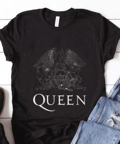 Best price Queen Official Classic Crest Logo shirt 1 1 247x296 - Best price Queen Official Classic Crest Logo shirt