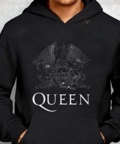 Best price Queen Official Classic Crest Logo shirt 2 1 247x296 - Best price Queen Official Classic Crest Logo shirt
