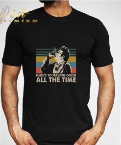Cosmo Kramer Here s to feeling good all the time Vintage shirt 2 1 247x296 - Cosmo Kramer Here's to feeling good all the time Vintage shirt