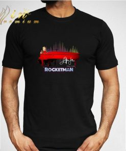 Elton John playing red piano Rocketman signature shirt 2 1 247x296 - Elton John playing red piano Rocketman signature shirt