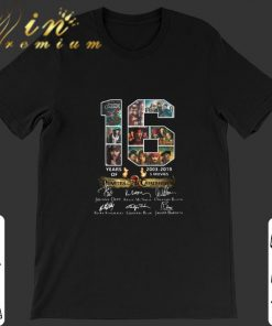 Funny 16 Years of Pirates Of The Caribbean 2003 2019 signatures shirt 1 1 247x296 - Funny 16 Years of Pirates Of The Caribbean 2003-2019 signatures shirt