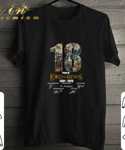 Funny 18 Years Of The Lord Of The Rings 2001 2019 signatures shirt 1 1 247x296 - Funny 18 Years Of The Lord Of The Rings 2001-2019 signatures shirt