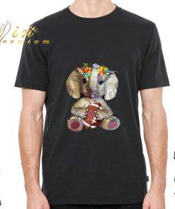 Funny Alabama Crimson Tide Elephant Flower shirt 2 1 247x296 - Funny Alabama Crimson Tide Elephant Flower shirt