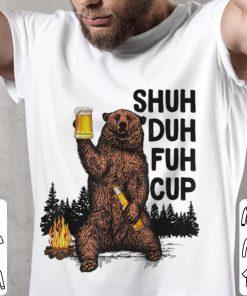 Funny Beer Camping Shuh Duh Fuh Cup Bear Drinking shirt 2 1 247x296 - Funny Beer Camping Shuh Duh Fuh Cup Bear Drinking shirt