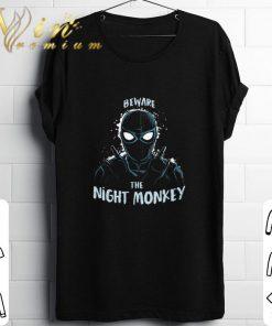 Funny Beware The Night Monkey Spider Man Far From Home shirt 1 1 247x296 - Funny Beware The Night Monkey Spider Man Far From Home shirt
