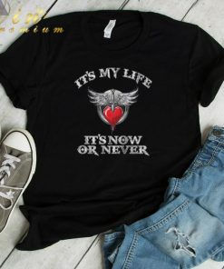 Funny Bon Jovi it s my life it s now or never shirt 1 1 247x296 - Funny Bon Jovi it's my life it's now or never shirt